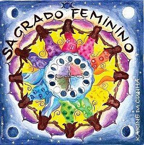 CD Sagrado Feminino - Karina de Cunha