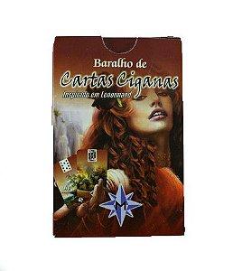 Mandala Esotérica - Cartas Ciganas