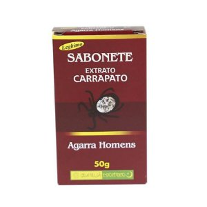 Sabonete Extrato de Carrapato
