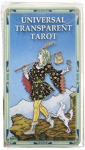 Tarot importado - Universal Transparent Tarot