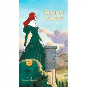 Tarot importado - Secret Tarot