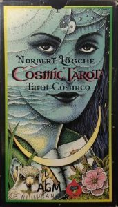 Tarot Importado - Cosmic Tarot