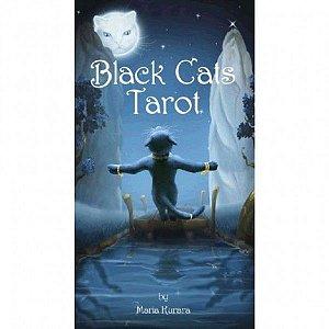 Tarot importado - Black Cats Tarot