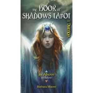 Tarot Importado - The Book of Shadows Tarot
