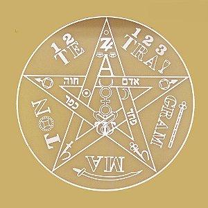 Gráfico em Cobre - Tetragramaton