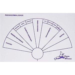 Gráfico em PVC - Paranormalidade