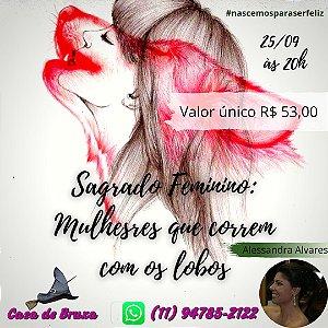 25/09/2020 - Sagrado Feminino - Vasa Lisa (ONLINE)