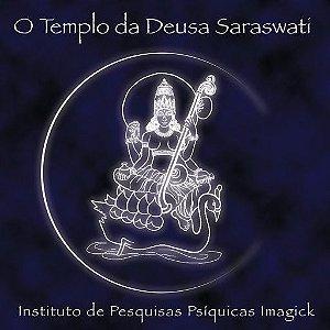 CD de Meditações Imagick - O templo da Deusa Saraswati