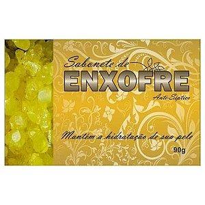 Sabonete Natural de Enxofre