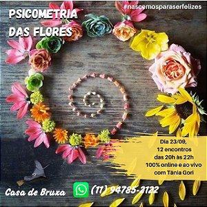 23/09/2020 - Psicoterapia das Flores (ONLINE)