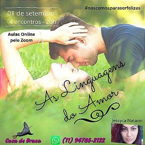 01/09/2020 - Linguagens do Amor (ONLINE)