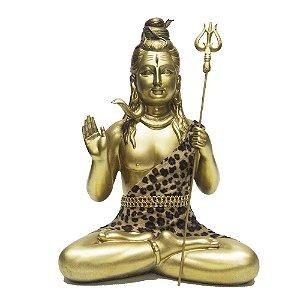 Estátua Deus Shiva