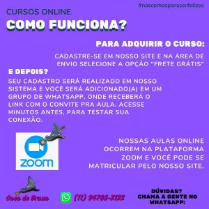 09/07/2020 - Imãntoterapia (ONLINE)