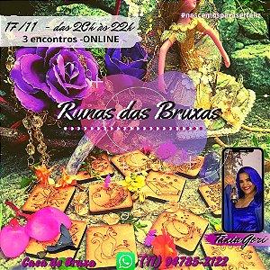 17/11/2020 - Runas das Bruxas (ONLINE)