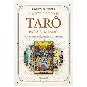 Livro - A Arte de ler o Tarô para si mesmo
