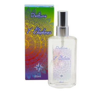 Perfume Unisex 7 ervas - Mandala Esotérica