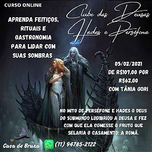 05/02/2021 - Perséfone & Hades (ONLINE)