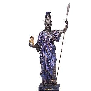 Estátua - Deusa Athena