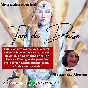 15/02/2021 - Tarô da Deusa (ONLINE)