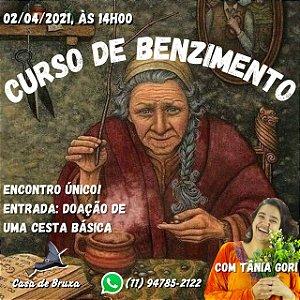 02/04/2021 - Benzimento (ONLINE)