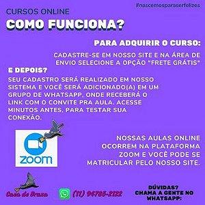 01/06/2021 - Cosmetologia (ONLINE)