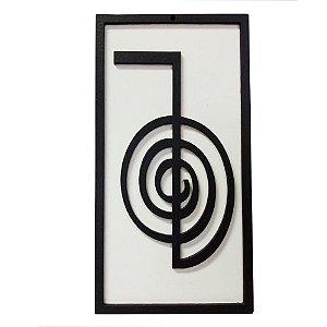 Quadro Simbolo do Reiki