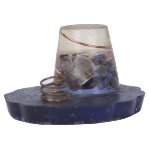 Incensário de Orgonite