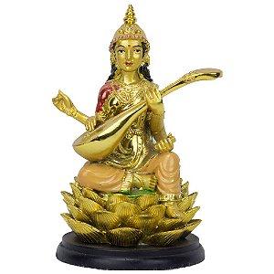 Estátua Deusa Sarasvati