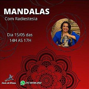 15/05/2021 - Mandalas com Radiestesia (ONLINE)