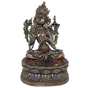 Estátua Deusa Tara