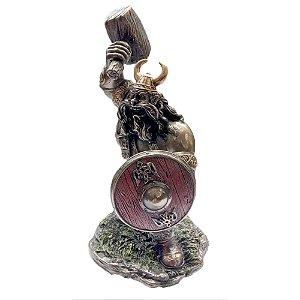 Estátua Deus Odin