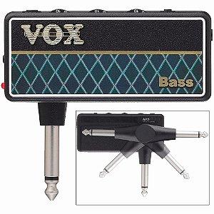 Amplificador de Fone VOX Amplug para Baixo