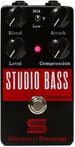 Pedal Studio Bass SEYMOUR DUNCAN Compressor
