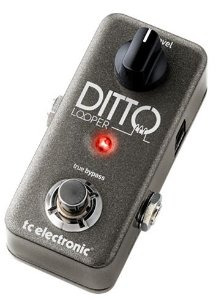 Pedal DITTO Looper - Loop da Tc Eletronic