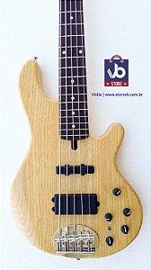 Baixo LAKLAND 5502 Deluxe (Super novo - com plasticos) - Ano 2014