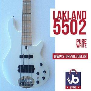 Baixo LAKLAND 5502 Pure White  - Ano 2017