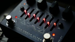 Pedal PreAmp DARKGLASS Alpha & Omega ULTRA