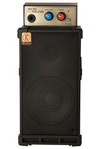 Mini Amplificador EDEN Microtour para Baixo ou Guitarra