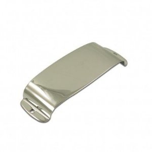 Cover Capa Cromada Captador Fender Jazz Bass - Eua