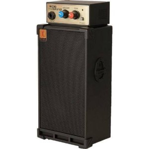 Mini Amplificador EDEN para Baixo Microtour