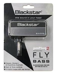 Amplificador de Fone VOX FLY BASS BLACKSTAR para Baixo - Lançamento !