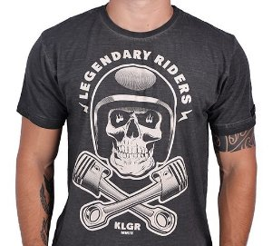 Camiseta Kallegari Legendary Ryders