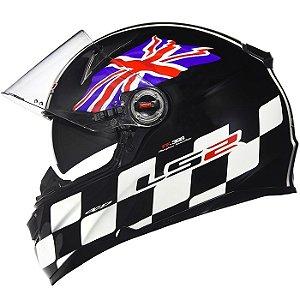 Capacete LS2 FF396 - UK