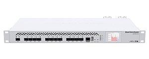 Roteador Mikrotik Cloud Core Router Ccr1016-12s-1s+ Branco