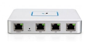 Roteador Gigabit Ubiquiti Ap Unifi Usg Security Gateway