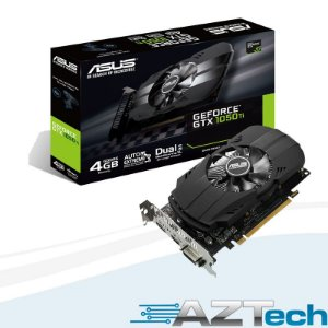 Placa De Video Gtx 1050ti 4gb Ddr5 Asus Ph-gtx1050ti-4g