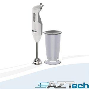 Mixer Oster Versátil Turbo Branco C/copo Dosador 250 Watts