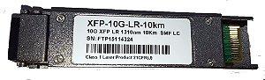 Módulo Gbic XFP 10G LR LC 10KM 1310NM DUPLEX