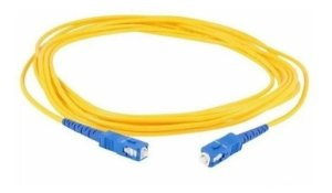 Patch Cord Sc-upc Sc-upc 3.0mm 20mts Sm Simplex
