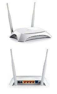 Roteador Wireless Tl-mr3420 3g / 4g 300mb Tp-link